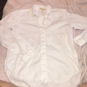 Cloth & Stone Button Down Blouse